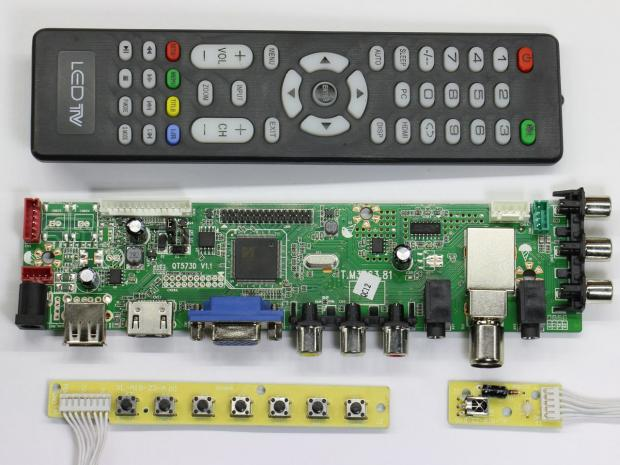 T.M3663.81 Universal LED TV Board Software Free Download ...