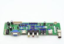 Z.VST.V59.B Universal LED TV Board Software (All Resolutions)