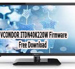 CONDOR ITDN40K220W Firmware Free Download