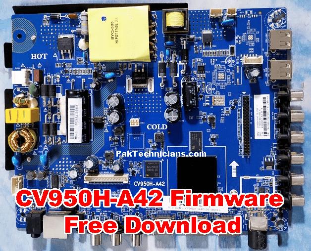 CV950H-A42 Firmware Download