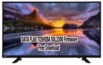 DATA FLAS TOSHIBA 50L2300 Firmware Free Download