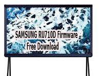 SAMSUNG RU710D Firmware Free Download