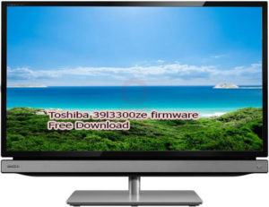 Toshiba 39l3300ze firmware Free Download
