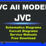 JVC LED TV Schematics Diagrams