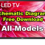 LG LED TV Schematics Diagrams