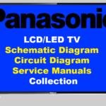 Panasonic LCD LED TV Schematic Circuit Diagram