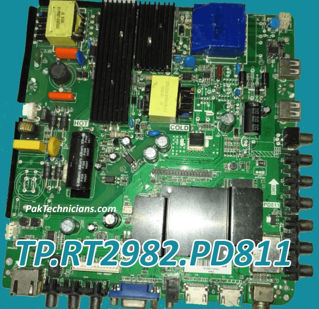 TP.RT2982.PD811 Firmware