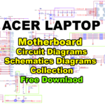 Acer Laptop Motherboard Circuit/Schematics Diagrams