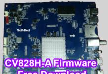 CV828H-A Firmware Free Download