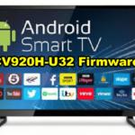 CV920H-U32 Firmware Free Download