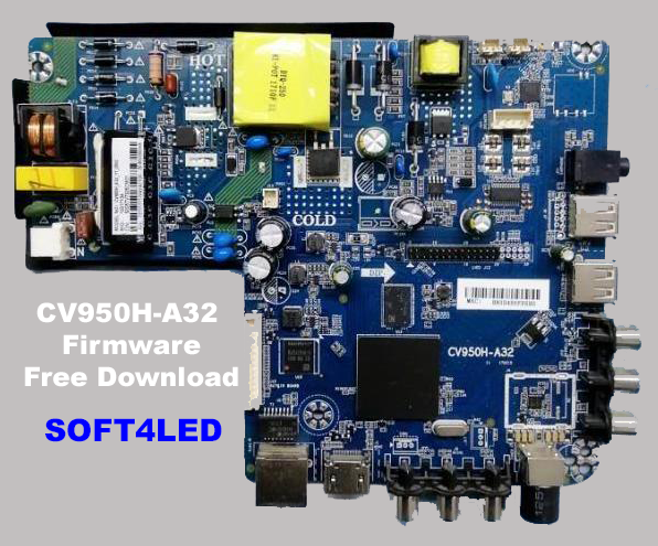 CV950H-A32 Firmware Free Download