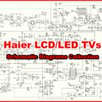 Haier LED TV Schematics Diagram