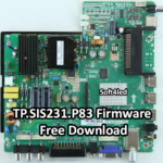 TP.SIS231.P83 Firmware Free Download