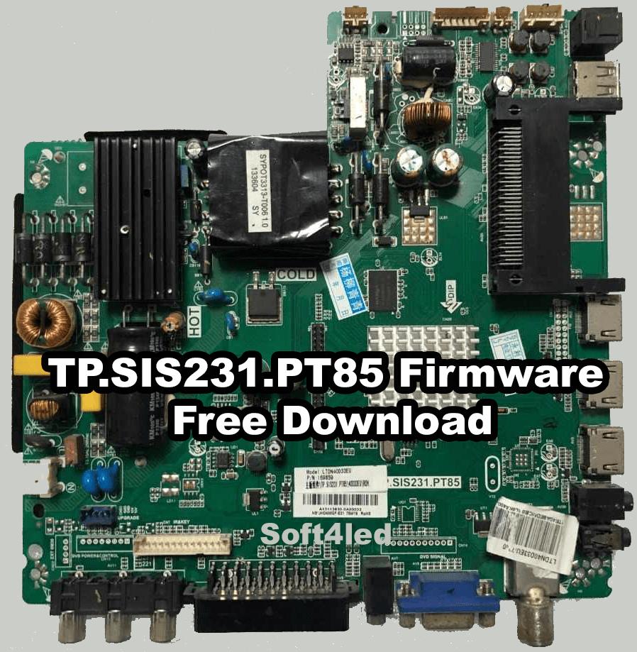 TP.SIS231.PT85 Firmware Download