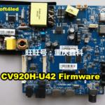 CV920H-U42 Firmware Free Download
