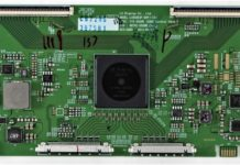 LG T-CON Board Testing Points & Voltages Details