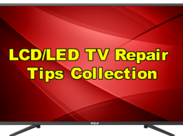 LCD/LED TV Repair Tips Collection