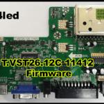 T.VST26.12C 11412 Firmware