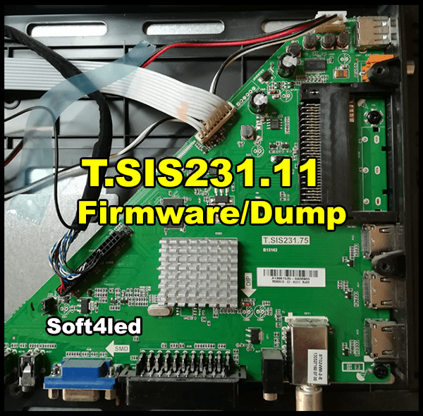 T.SIS231.11 Firmware/Dump Free Download