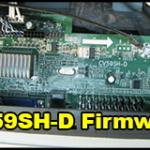 CV59SH-D Firmware/Dump