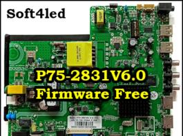P75-2831V6.0 Firmware