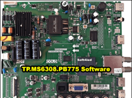 TP.MS6308.PB775 Software/Firmware