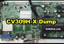 CV309H-X Dump