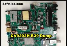CV9202H-B39 Dump