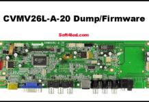 CVMV26L-A-20 Dump/Firmware