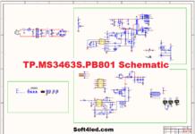 TP.MS3463S.PB801 Schematic