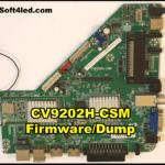 CV9202H-CSM Firmware/Dump