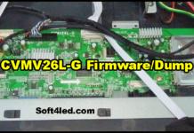 CVMV26L-G Firmware/Dump