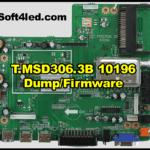 T.MSD306.3B 10196 Dump/Firmware