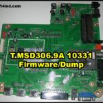 T.MSD306.9A 10331 Firmware/Dump