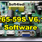 P65-59S V6.1 Firmware, Dump Free Download