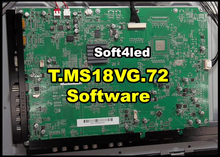 T.MS18VG.72 Firmware, Dump Free Download