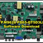 TP.MS628 PD65-QT5D3LP Firmware Download