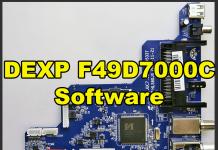 DEXP F49D7000C Software Free Download